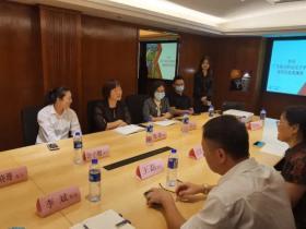 王书记带队赴观澜湖集团 就深化校企合作开展交流活动